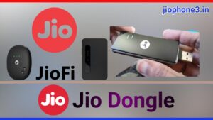 jiofi dongle data plan