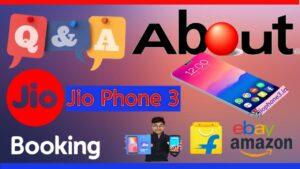 JIO PHONE 3 QNA